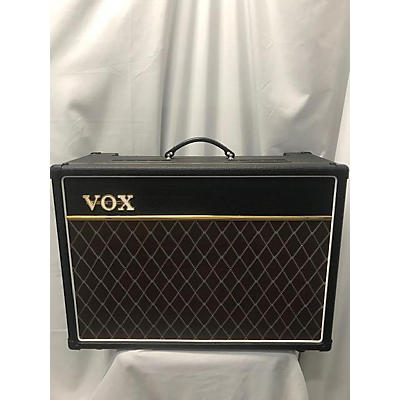 Vox 2020s AC15C1X 15W 1x12 Tube Guitar Combo Amp
