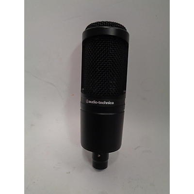 Audio-Technica 2020s AT2020 Condenser Microphone