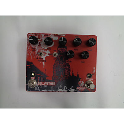 Walrus Audio 2020s BELLWETHER Effect Pedal