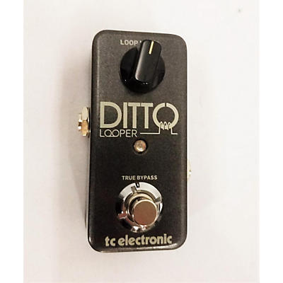 TC Electronic 2020s Ditto Looper Pedal
