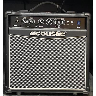Acoustic 2020s G10 10W 1X8 Guitar Combo Amp