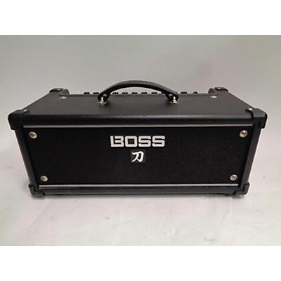 Boss 2020s Katana KTN-Head 100W Solid State Guitar Amp Head