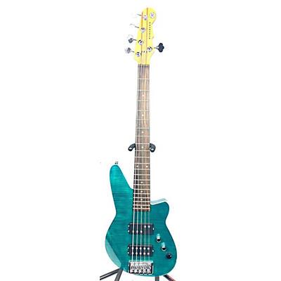 Reverend 2020s MERCALLI 5 STRING BASS Electric Bass Guitar