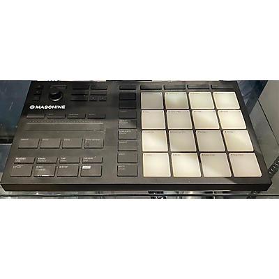 Native Instruments 2020s Maschine Mikro MK3 MIDI Controller