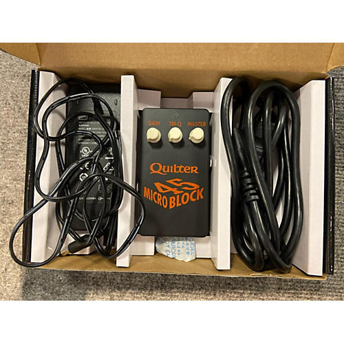 Quilter Labs 2020s Microblock 45 Solid State Guitar Amp Head