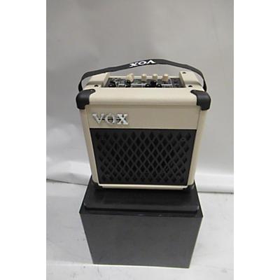 Vox 2020s Mini5 Battery Powered Amp