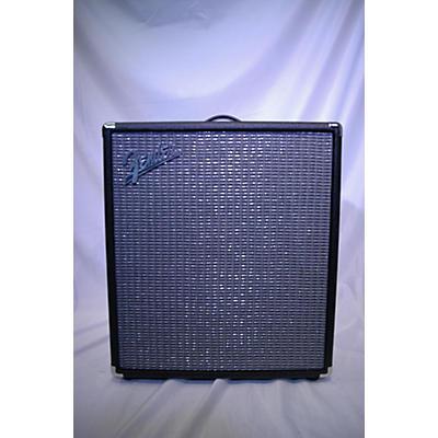 Fender 2020s Rumble 100 1x15 100W Bass Combo Amp