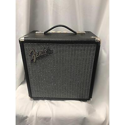 Fender 2020s Rumble 15 15W 1X8 Bass Combo Amp
