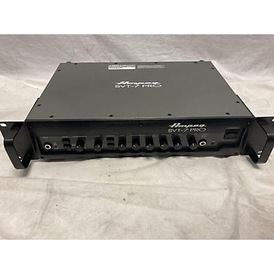Ampeg 2020s SVT7PRO 1000W Bass Amp Head