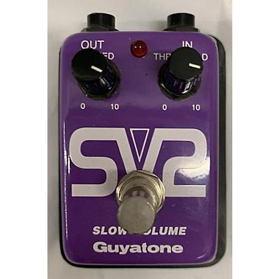 Guyatone 2020s Slow Volume Pedal