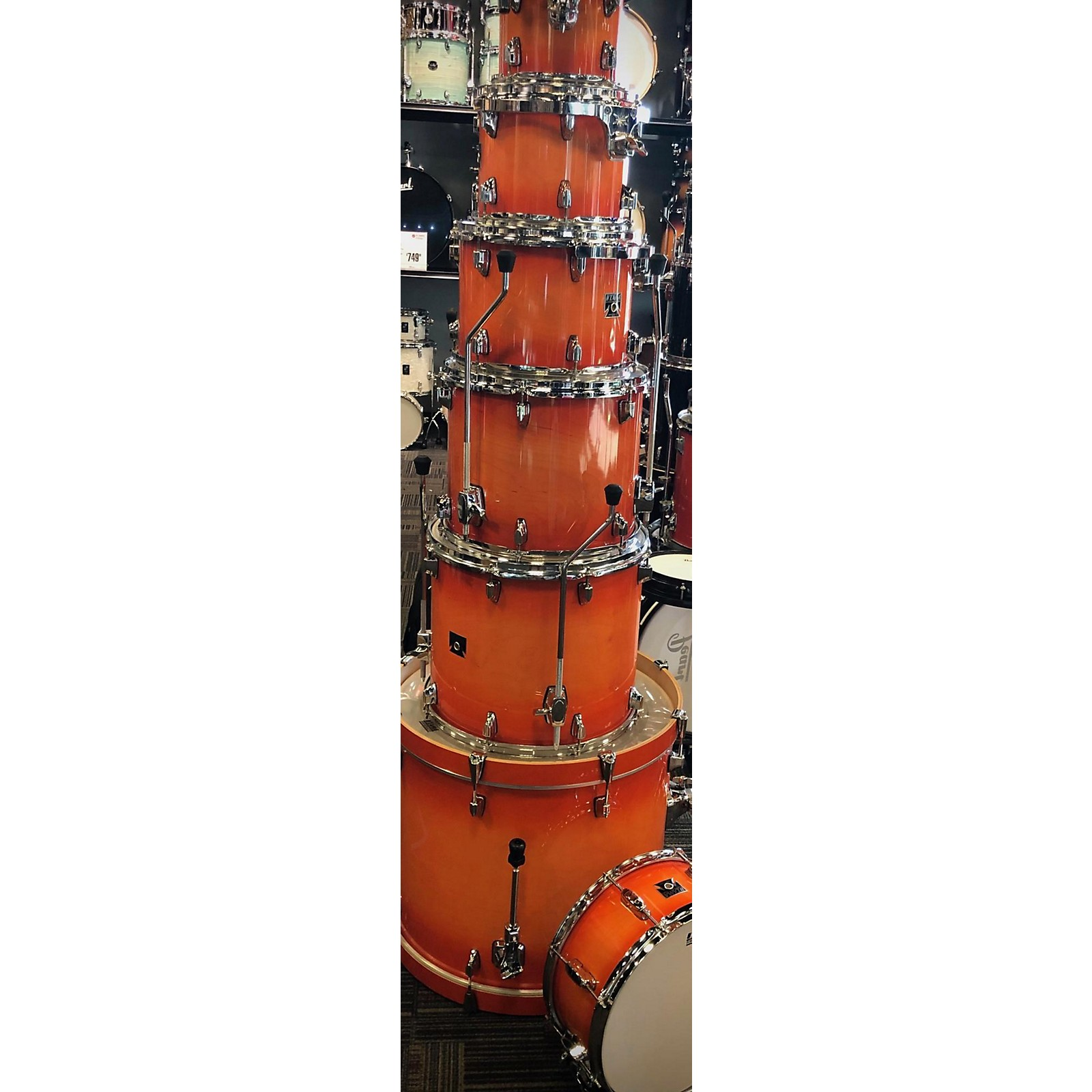 TAMA 2020s Superstar Drum Kit