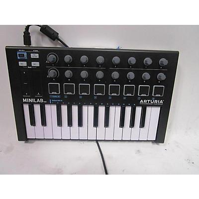Arturia 2021 Mini Lab MIDI Controller
