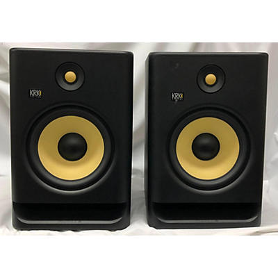 KRK 2021 RP8 ROKIT G4 Pair Powered Monitor