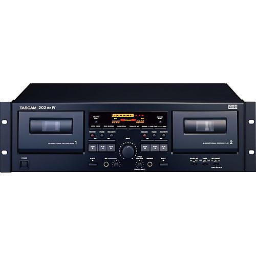 Tascam 202mkIII  Dual Cassette Deck