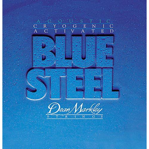 Dean Markley 2038 Blue Steel Cryogenic Medium Acoustic Guitar Strings