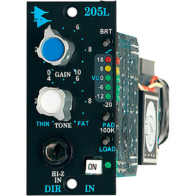 API 205L 200 Series Direct Input