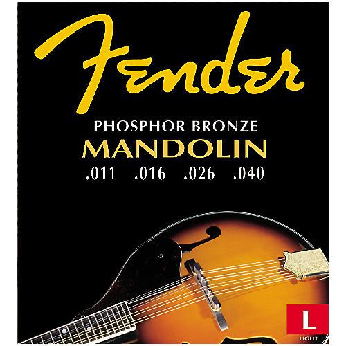 Fender 2060L Phosphor Bronze Mandolin Strings