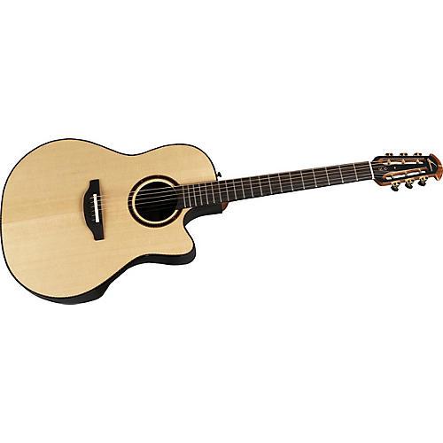 ovation 2073lx classic contour nylon string acoustic electric guitar musician 39 s friend. Black Bedroom Furniture Sets. Home Design Ideas