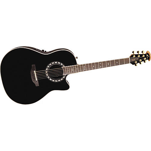 Ovation 2077LX Legend Contour Bowl Acoustic-Electric Guitar