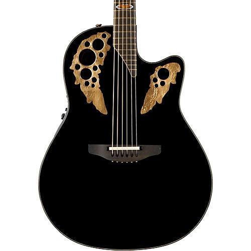 Ovation 2078AV50-5 50th Anniversary Custom Elite Acoustic-Electric Guitar