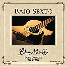 Dean Markley 2096 Bajo Sexto SX 12-String Acoustic Guitar Strings