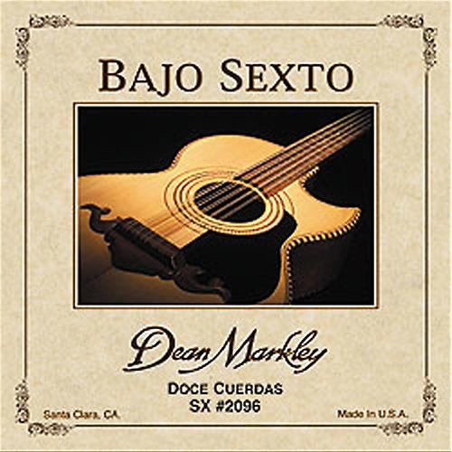 Dean Markley 2096 Bajo Sexto SX 12-String Acoustic Guitar Strings