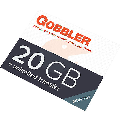 Gobbler 20GB/Month Plan Software Download