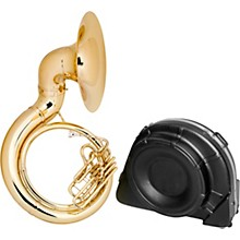 20K Series Brass BBb Sousaphone 20KW Lacquer with Case