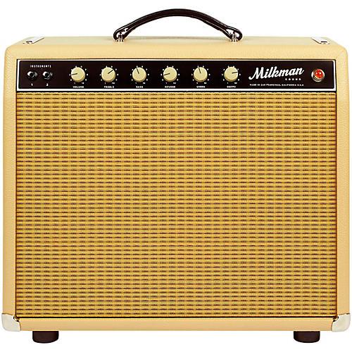 Milkman Sound 20W Creamer 20W 1x12 Tube Guitar Combo Amp Condition 1 - Mint Vanilla 12