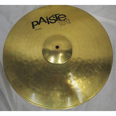 Paiste 20in 101 BRASS Cymbal