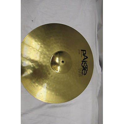 Paiste 20in 101 Ride Cymbal