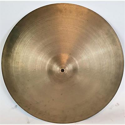 Zildjian 20in 1970s A Series Medium Ride Cymbal Cymbal