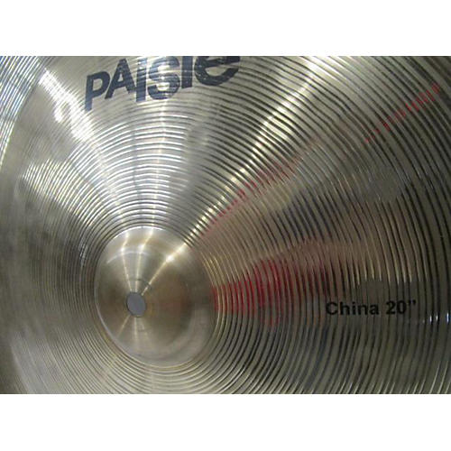 Paiste 20in 2000 Series Colorsound China Cymbal 40
