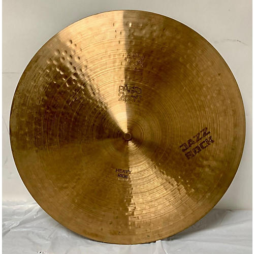 20in 2002 Ride Cymbal