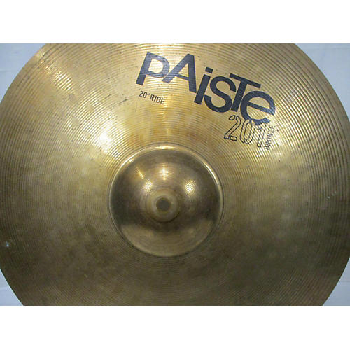 Paiste 20in 201 Bronze Cymbal 40