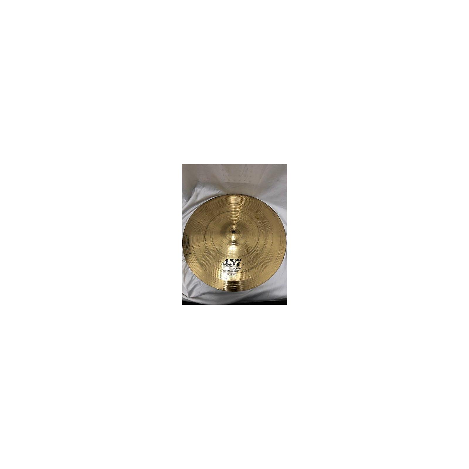 Wuhan 20in 457 Cymbal