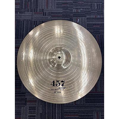 """Wuhan Cymbals & Gongs 20in 457 Ride 20"""" Cymbal"""