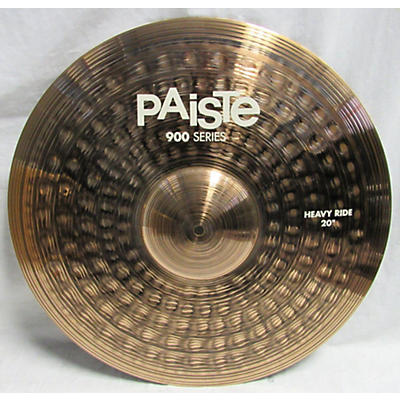 Paiste 20in 900 Series Heavy Cymbal