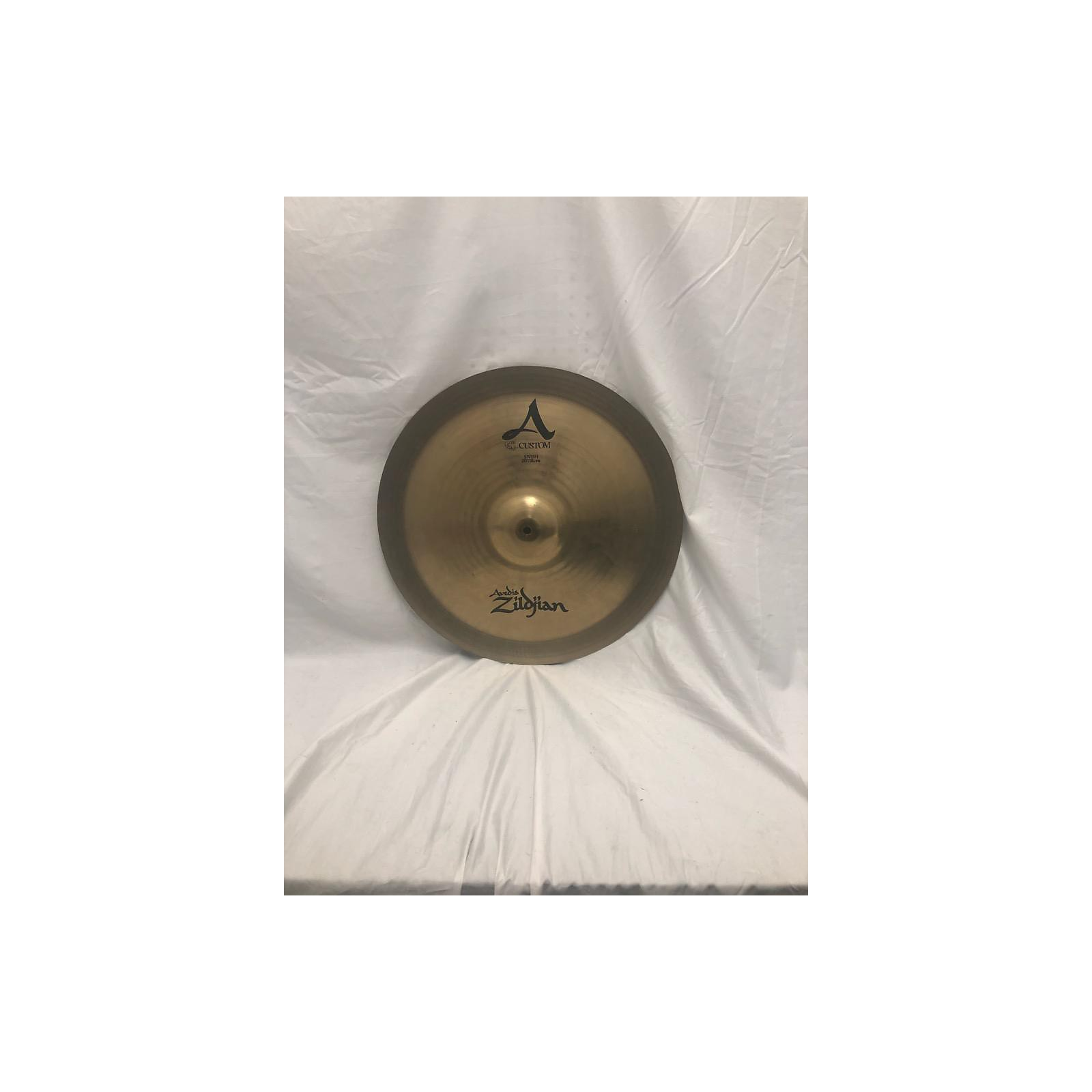 Zildjian 20in A Custom Swish Cymbal
