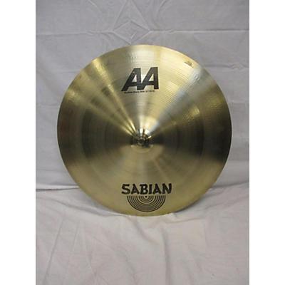 Sabian 20in AA Medium Heavy Ride Cymbal