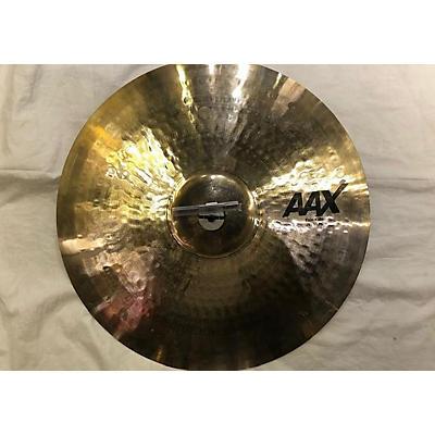 Sabian 20in AAX Thin Ride Cymbal