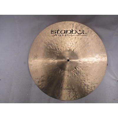 Istanbul Agop 20in AGOP MEDIUM CRASH Cymbal