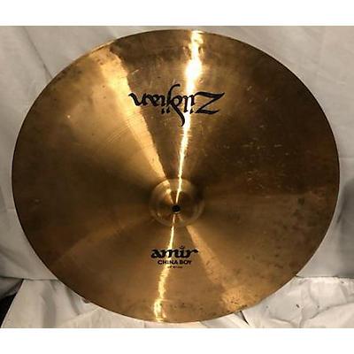 Zildjian 20in Amir China Boy Cymbal