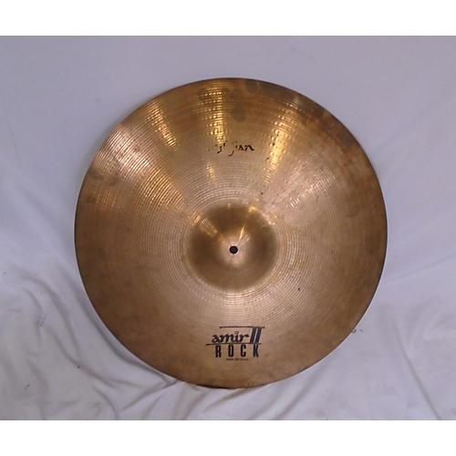 Zildjian 20in Amir II Rock Cymbal 40