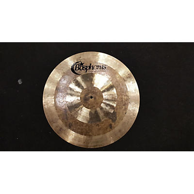 Bosphorus Cymbals 20in Antique Series Flat Ride Cymbal Cymbal