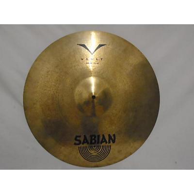 Sabian 20in Artisan Vault Medium Ride Cymbal