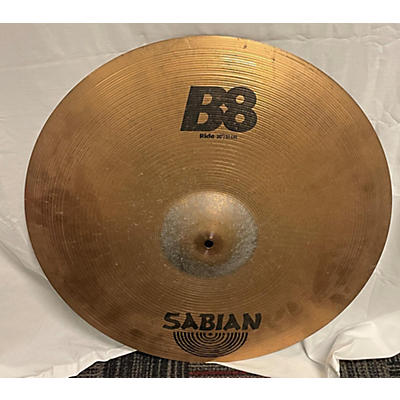 Sabian 20in B8 Performance Special Pack Cymbal