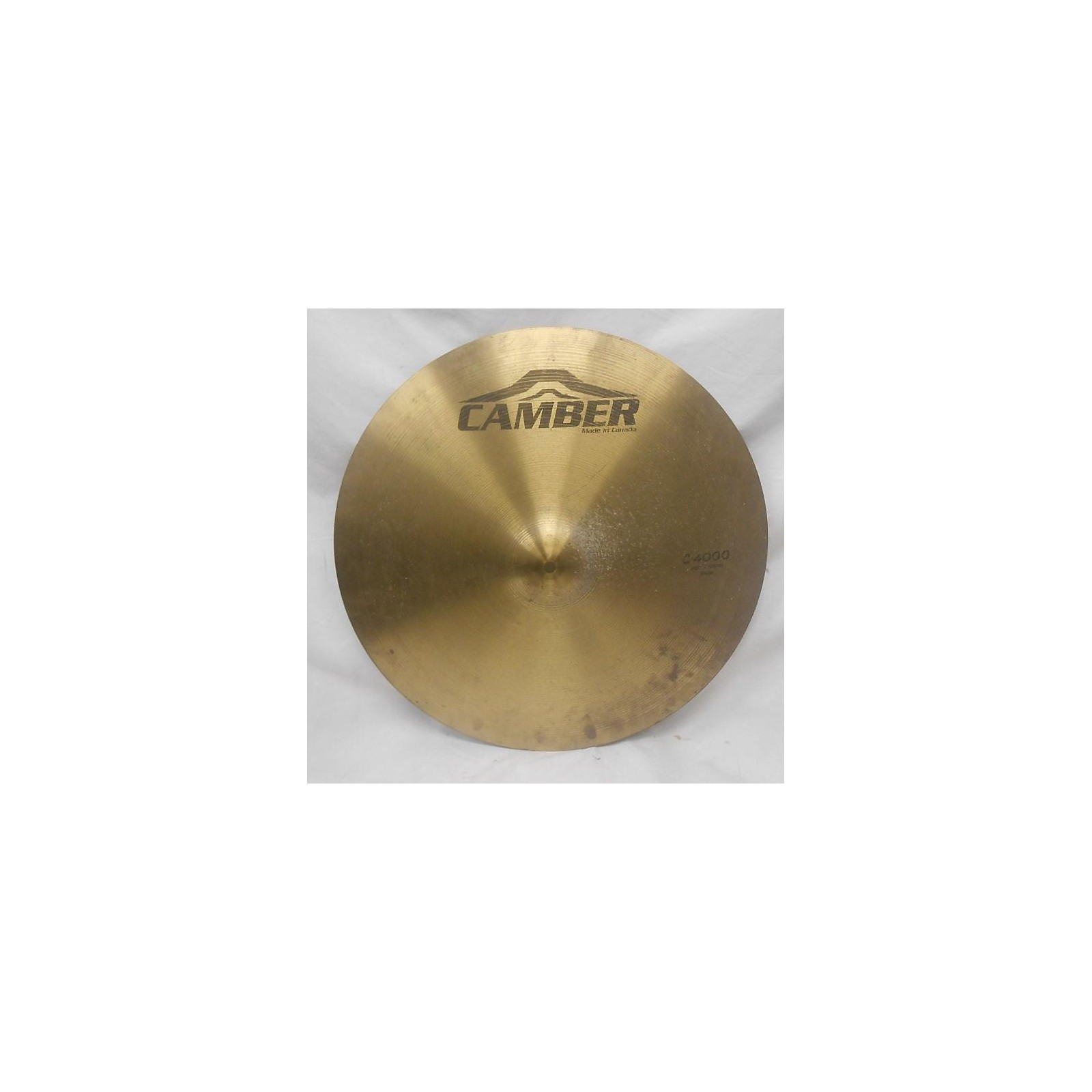 Camber 20in C4000 Cymbal