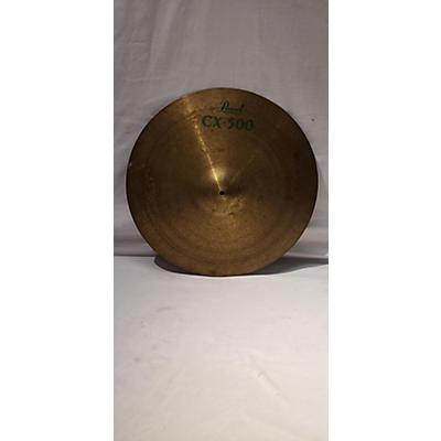 Pearl 20in CX 500 RIDE Cymbal
