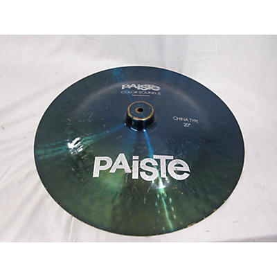 Paiste 20in Colorsound 5 Series China Cymbal